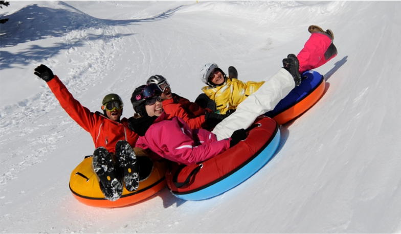 snow toys park - Engelberg