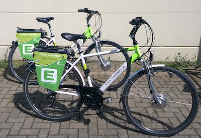 E-Bike Lieferservice - Wernigerode - 1