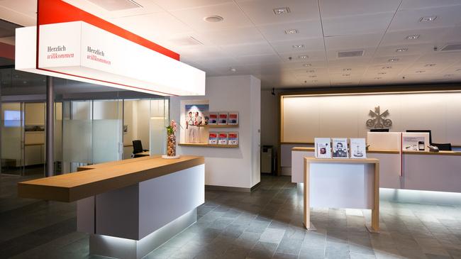 UBS Switzerland AG - stnet