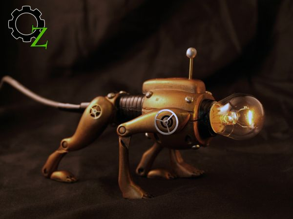 Steampunk Wizard Of Oz Models