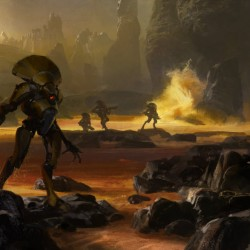 Art and video from Destiny, the new sci-fi from Bungie