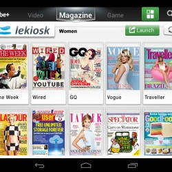 ASUS signs magazine deal with lekiosk
