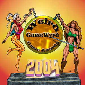 Weird GameWyrd Game Awards (2004)
