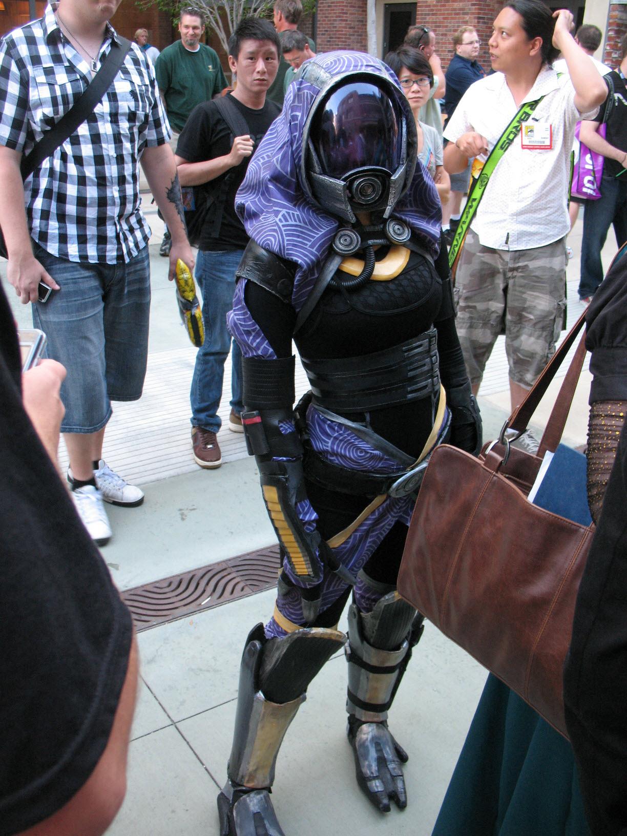 Mass effect 2 cosplay