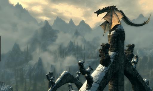 Pictures from The Elder Scrolls V: Skyrim