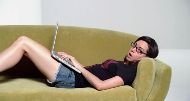 Aubrey Plaza deadpans for World of Warcraft