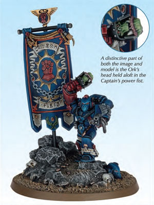 Exclusive Warhammer 40K birthday merchandise