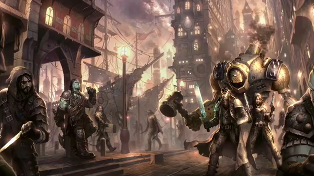 Privateer Press introduces the Iron Kingdoms RPG