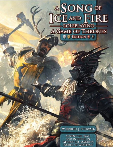 Green Ronin release preview for Game of Thrones edition RPG