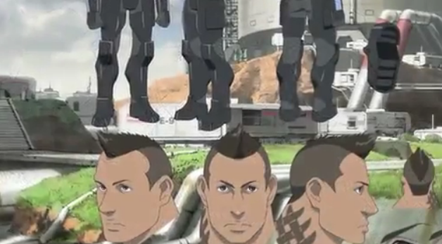 A preview of Mass Effect anime Paragon Lost – do people hate it?