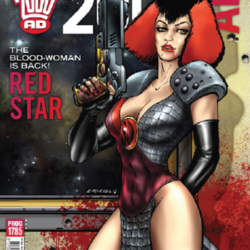 Durham Red returns to 2000 AD