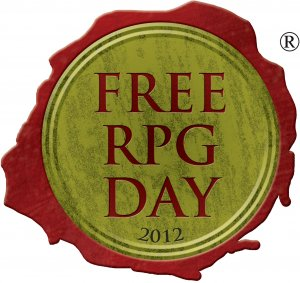 Free RPG Day: June 16th 2012