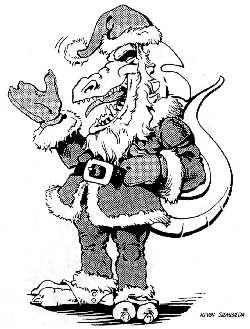 Palladium announce Christmas Suprise Package