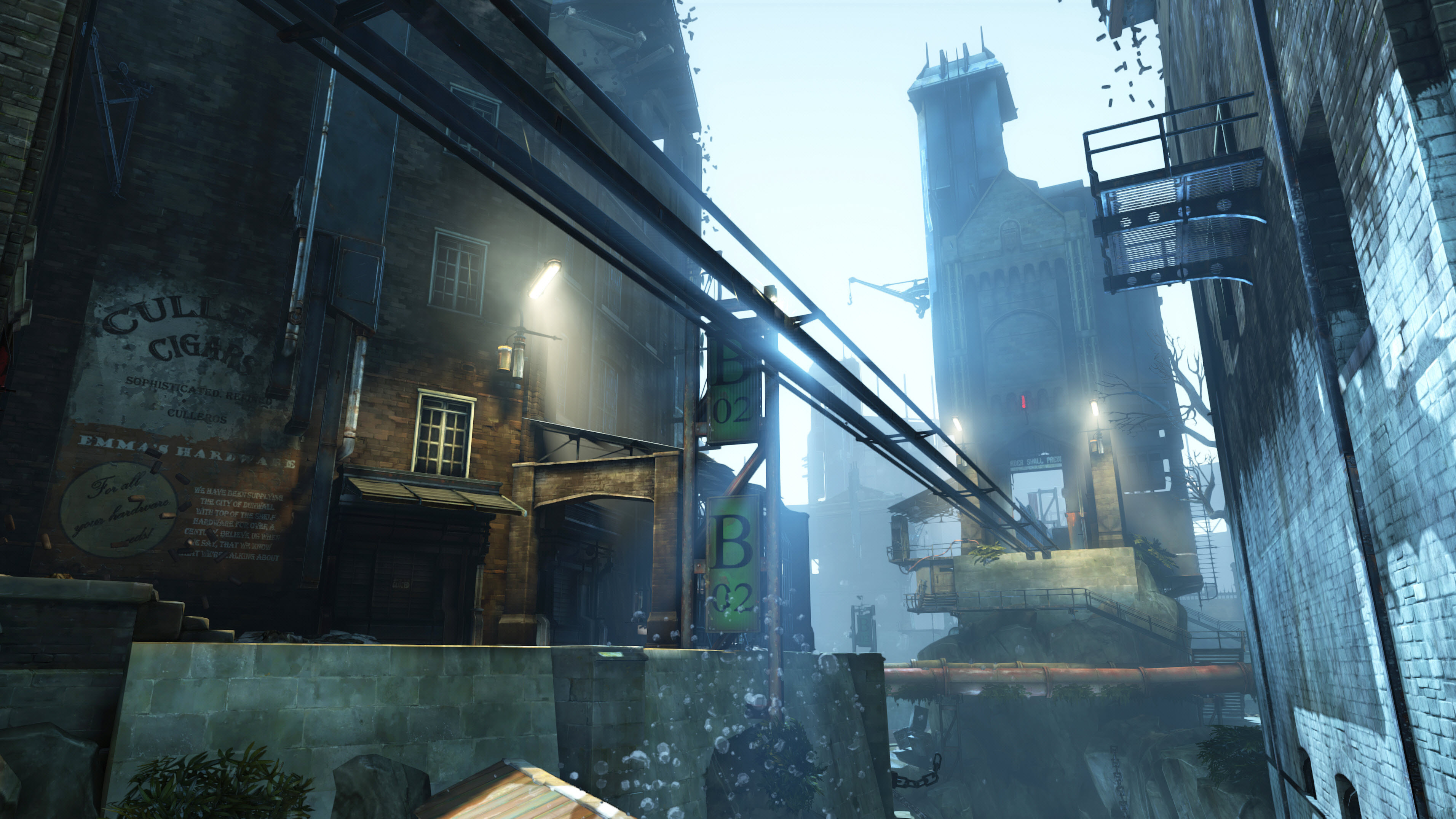 Dishonored: Dunwall City Trials DLC trailer