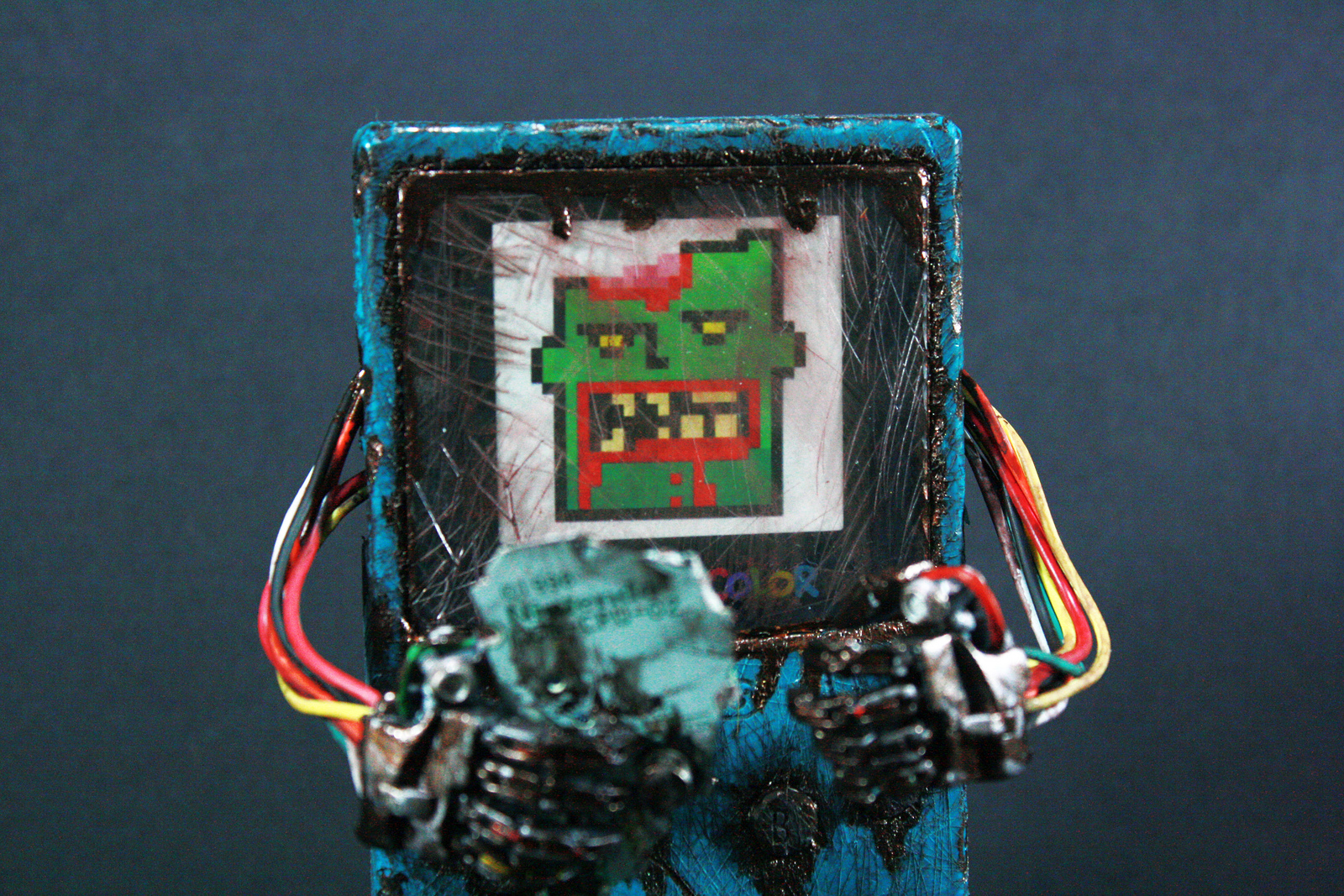 Zombie Gameboy Color