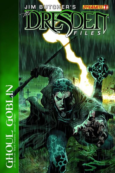 Ghoul Gobin: New Dresden Files series
