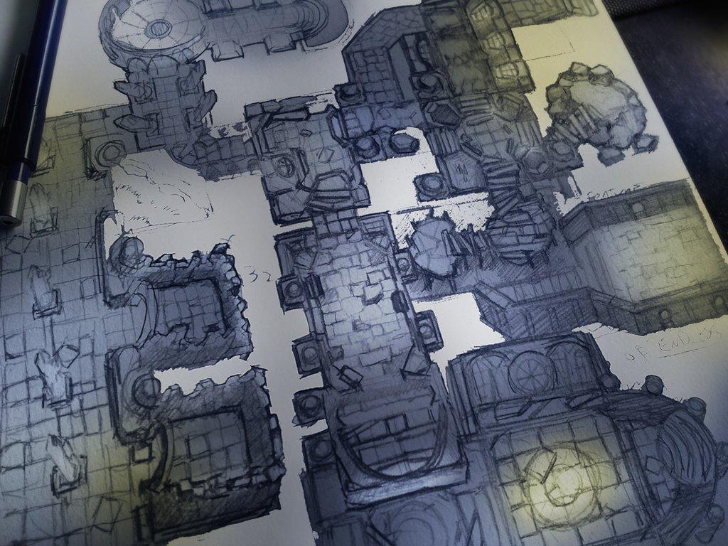 Drummond Dungeon 4