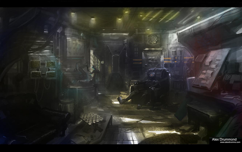 alexdrummo-a-cyberpunk-afternoon