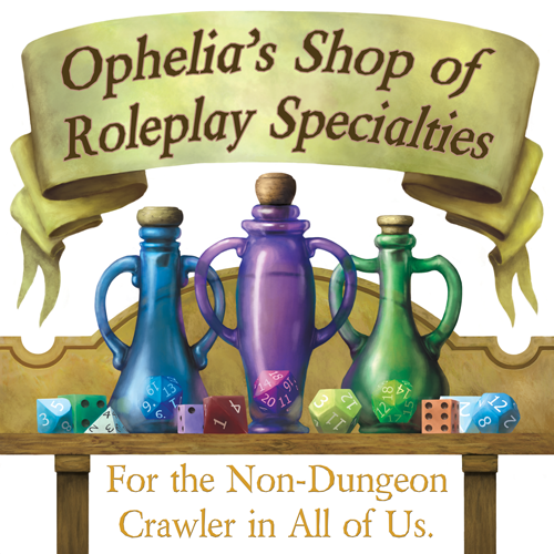 Ophelias Shop of Roleplay Specialties