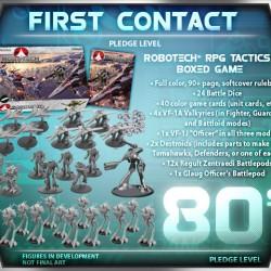 Soaring to success: Robotech RPG Tactics
