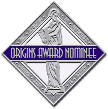 Origins names nominees for the best tabletop games of 2013
