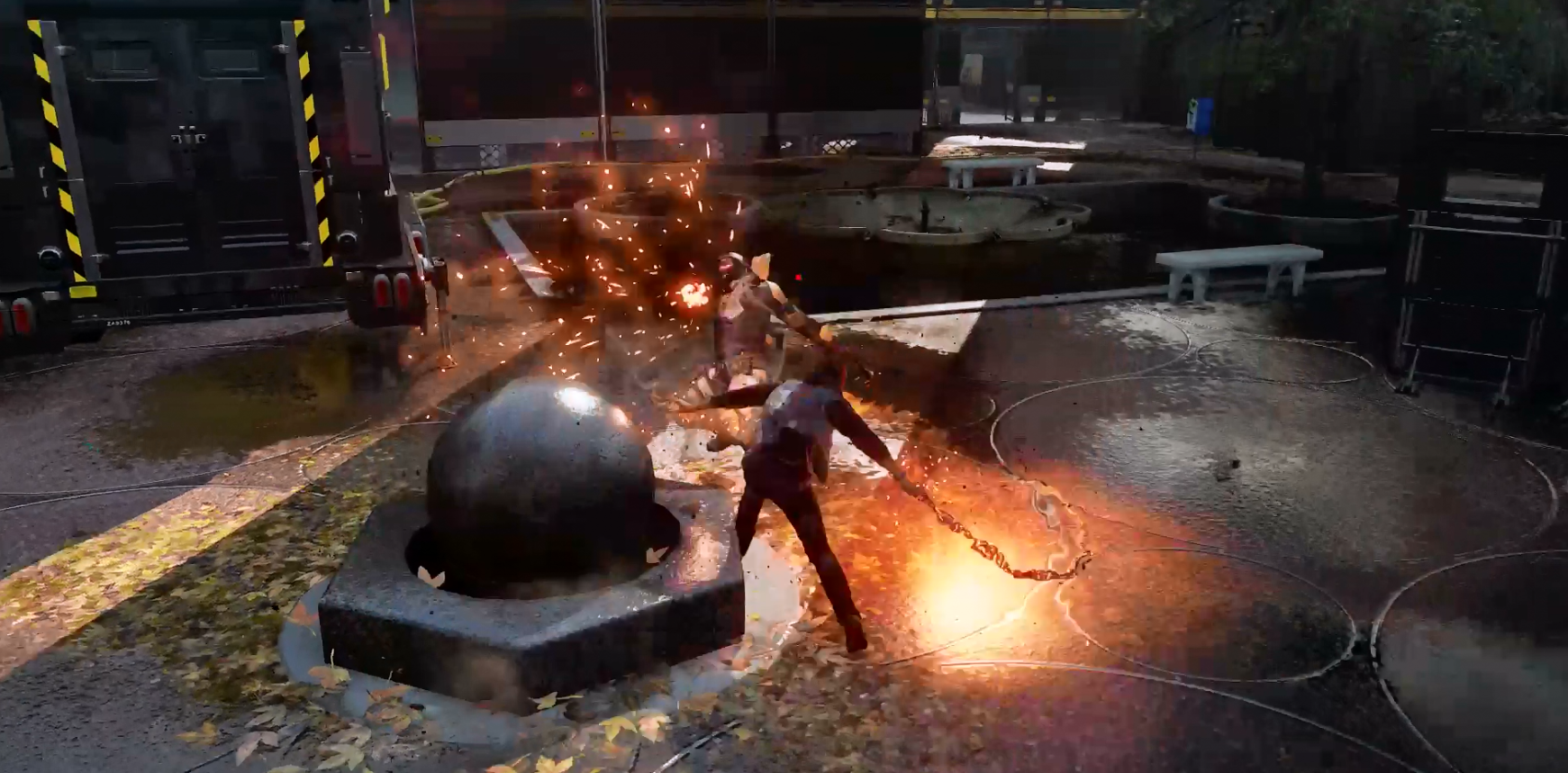 Gameplay preview of inFamous: Second Son for the PS4