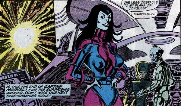 Guardians Of The Galaxy Comic Nebula