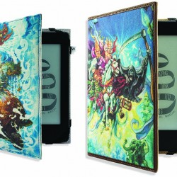 Exclusive Terry Pratchett Discworld Kindle cases raise money for charity