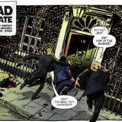 Head of State: A peak inside Dead Roots for zombie action