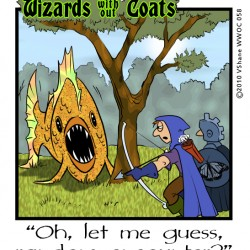 Wizards without Coats: Random