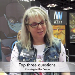 MWP's Monica Valentinelli addresses Firefly RPG questions