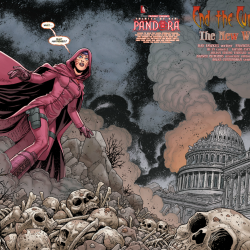 Irregular Reconnaissance: Comic Books #5