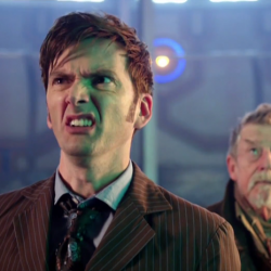 You've redecorated: Extended Day of the Doctor video