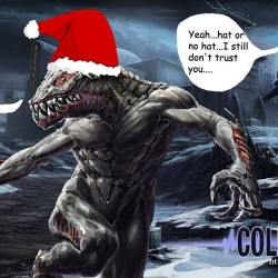Free to Download: Cold & Dark at Christmas