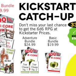 6d6: The Kickstarter catch-up sale