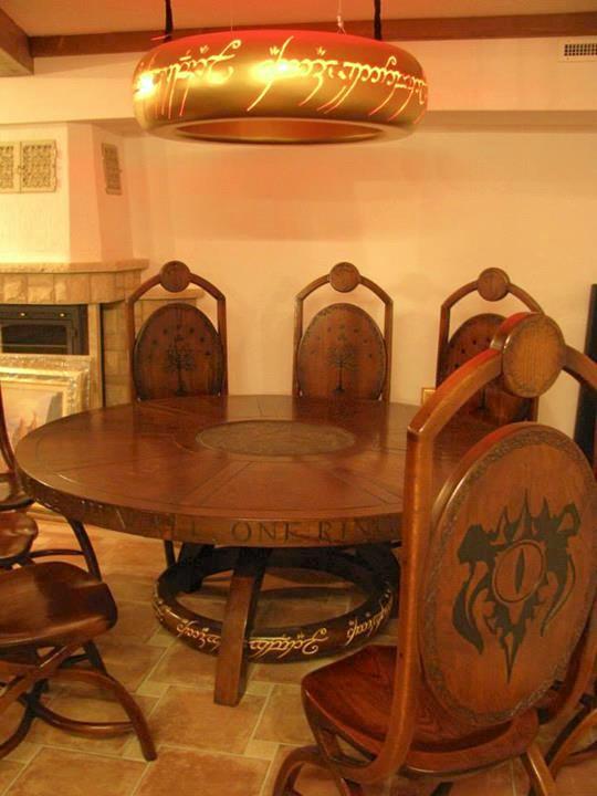 Dining Room Pathfinder