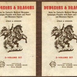 Does anyone care? Happy 40th birthday to Dungeons and Dragons