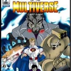 Supergroup fun: A review of the Sentinels of the Multiverse