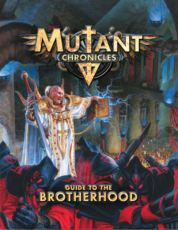 Mutant Chronicles 1