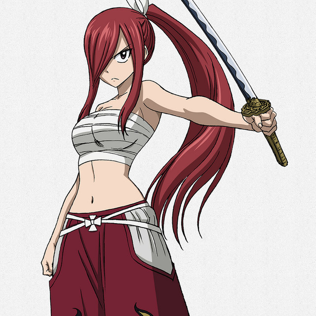 new Fairy Tail designs 14