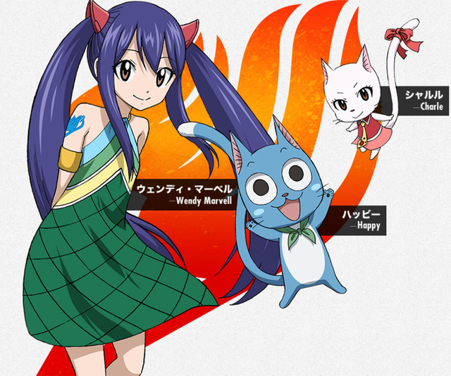 new Fairy Tail designs 9