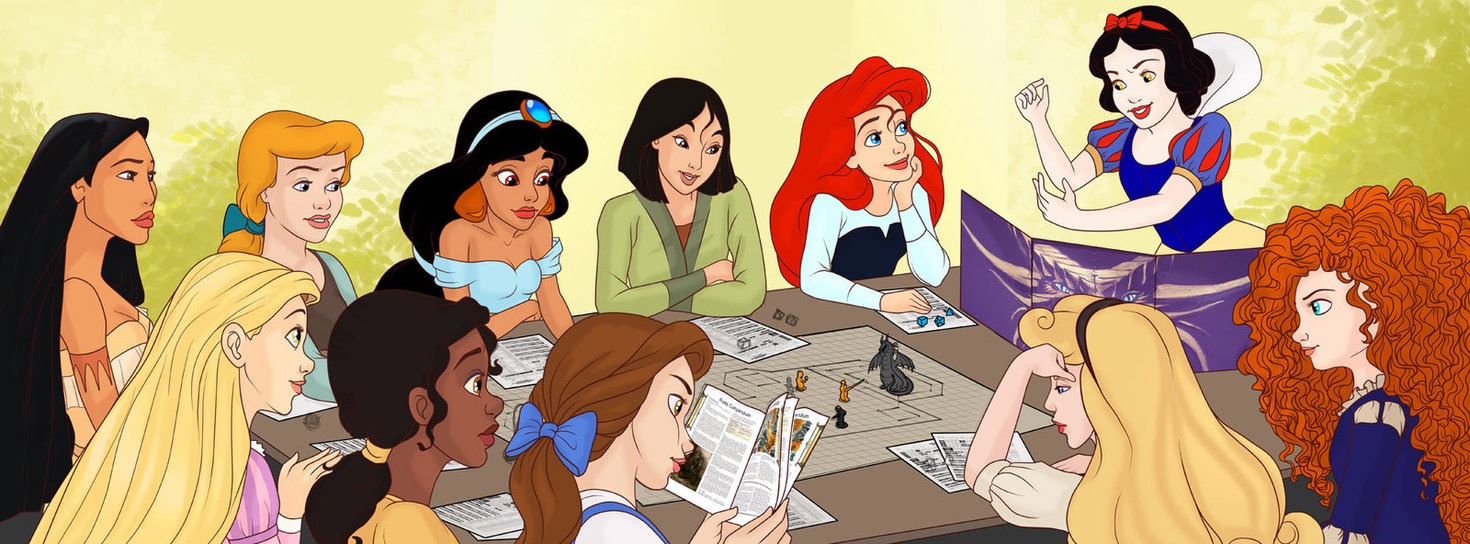 princesses_playing_dnd_by_madam_marla-d74caax