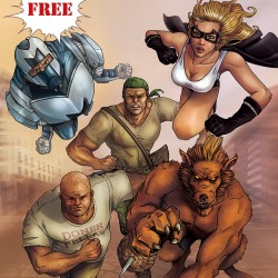 Free to Download: Almighties Origins for Free Comic Book Day