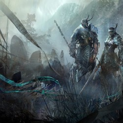 11 examples of fantastic character art from Richard Anderson