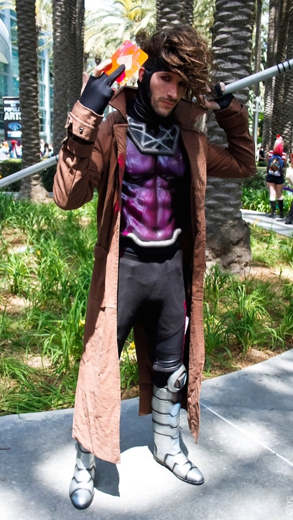 Superhero Week: Gambit cosplay