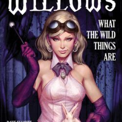 Grown up Alice: A review of The Weirding Willows