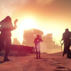 Bungie show off Destiny gameplay on Mars