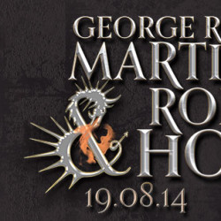 How to watch the George RR Martin and Robin Hobb world building live steam