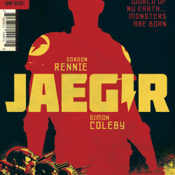 Grim, dark and compelling: A review of 2000 AD's Jaegir