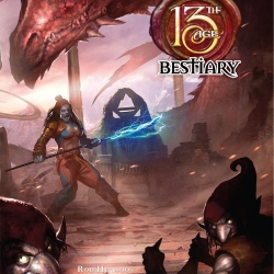 A Beastly Bestiary: A Review of the 13th Age Bestiary